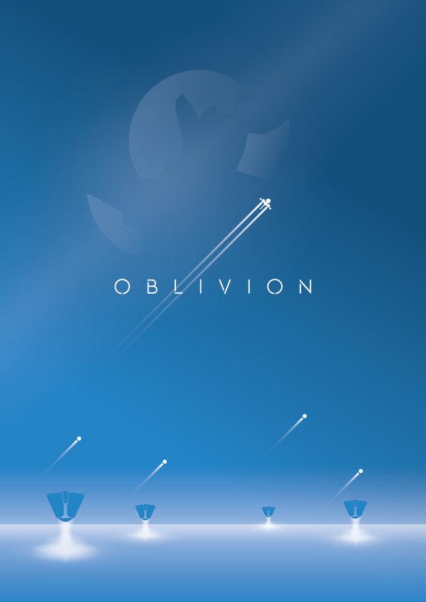 Oblivion-02: Departure