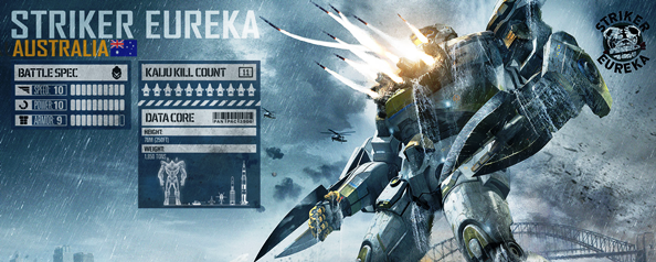 Striker Eureka Wallpaper