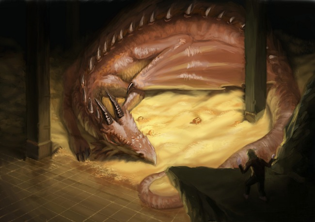 Smaug's encounter
