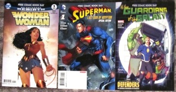 Picks from Comics-R-Us