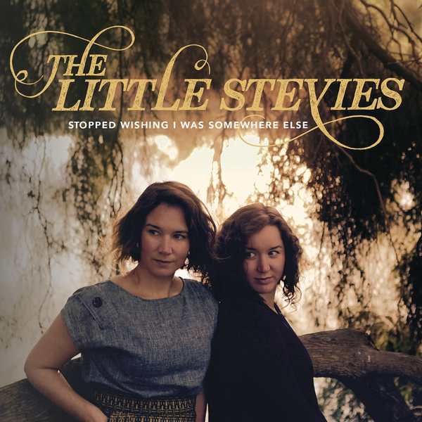 Album cover: The Little Stevies - Stopped Wishing I Was Somewhere Else
